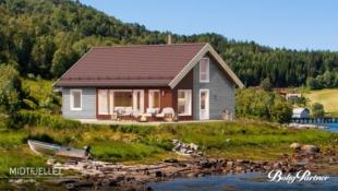 Romslig hytte, levert innflytningsklar på Trysilsetra - tomt FT 3-4