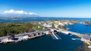 Lysøya - 13 solrike tomter med prosjektert fritidsbolig - Ditt eget fritidsparadis ved havet! Visning 17 september kl 15-16