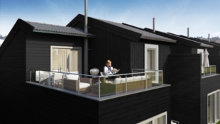 Soltunet - 4 sentrale rekkehus | Nye priser og mulighet for Husbankfinansiering