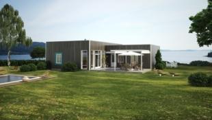 Prosjektert nøkkelferdig enebolig til salgs med flott utsikt i Hornåsen boligfelt