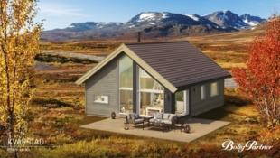 Prisgunstig hyttedrøm for hele familien med flott utsikt over Barmfjorden
