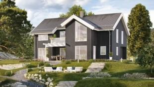 Ingeberg - NY moderne enebolig på nytt boligfelt på Ingeberg
