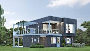 Moderne bolig på Ørnvika Vest. Gunstige lånevilkår, Miljølån og 1% byggelånsrente!