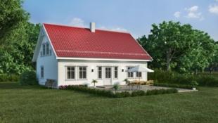 Vi starter bygging av smart bolig med fantastiske solforhold!