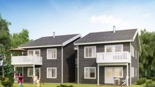 Lunderhaug Terrasse - Bygg #3 - 1 leilighet igjen på første plan