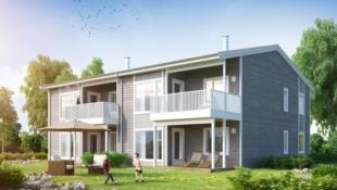 Vi planlegg bygging av flotte leiligheiter sentralt på Eggesbø!