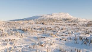 Skei fjellgrend- store solrike eiendomstomter (fra 1204 - 2500m2)  Flott utsikt - fantastiske skiløyper og alpinanlegg!