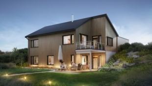 Ny arkitekttegnet familiebolig med 4 soverom og flott beliggenhet.