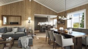 Hodlekve - Realisér hyttedraumen med Sletthø