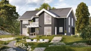 Gjerdrum / Solhøygutua // Ny nøkkelferdig Vinci på romslig tomt / Moderne / Garasje / Mulighet for tilvalg / Familievennlig