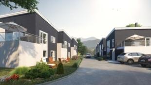 Marketunet, Vigra - Nøkkelferdige eneboliger med store terrasser, 4 sov, carport og høy standard!
