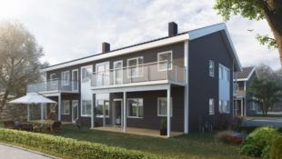 Marketunet, Vigra - Nøkkelferdige leiligheter i firemannsbolig med høy standard!