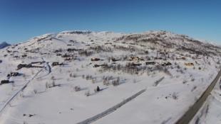 Solrike høyfjellstomter på Ustaoset med vintervei og attraktiv beliggenhet med utsikt. 10 min. til Geilo.