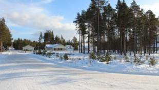 Byggeklar og solrik tomt med utsikt i Måna Alvdal!