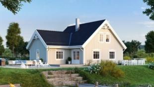 Flott familie bolig på Kjellmyra.